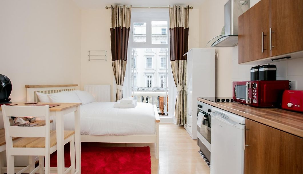 Studio Flat Pimlico Apartment Apartment in London (United ...